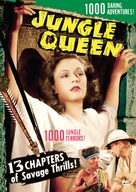 Jungle Queen - DVD cover (xs thumbnail)
