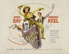 Calamity Jane - Movie Poster (xs thumbnail)
