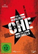 Che: Part Two - German Movie Cover (xs thumbnail)