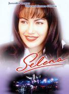 Selena - Japanese DVD movie cover (xs thumbnail)