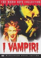 I vampiri - DVD cover (xs thumbnail)