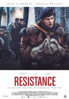 Resistance - New Zealand Movie Poster (xs thumbnail)