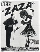 Zaza - Movie Poster (xs thumbnail)