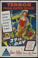 The 27th Day - Australian Movie Poster (xs thumbnail)
