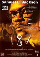 One Eight Seven - Danish Movie Cover (xs thumbnail)