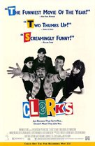 Clerks. - Movie Poster (xs thumbnail)