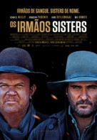 The Sisters Brothers - Portuguese Movie Poster (xs thumbnail)