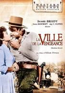 The Restless Breed - French DVD cover (xs thumbnail)