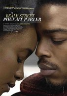 If Beale Street Could Talk - Canadian Movie Poster (xs thumbnail)