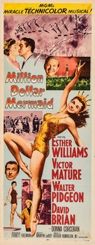 Million Dollar Mermaid - Movie Poster (xs thumbnail)