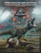 Jurassic World: Fallen Kingdom - For your consideration movie poster (xs thumbnail)