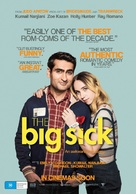 The Big Sick - Australian Movie Poster (xs thumbnail)