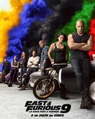 F9 - Spanish Movie Poster (xs thumbnail)