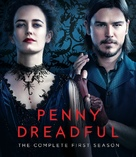 """Penny Dreadful"" - Blu-Ray cover (xs thumbnail)"