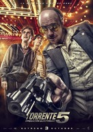 Torrente V: Misión Eurovegas - Spanish Movie Poster (xs thumbnail)