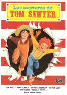 The Adventures of Tom Sawyer - Spanish Movie Poster (xs thumbnail)