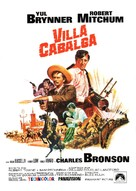 Villa Rides - Spanish Movie Poster (xs thumbnail)