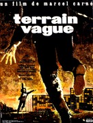 Terrain vague - French Movie Poster (xs thumbnail)