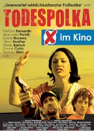 Todespolka - German Movie Poster (xs thumbnail)