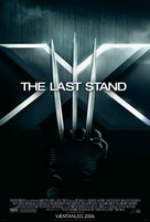 X-Men: The Last Stand - Icelandic Movie Poster (xs thumbnail)