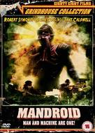 Mandroid - British Movie Cover (xs thumbnail)