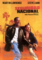 National Security - Spanish Movie Poster (xs thumbnail)
