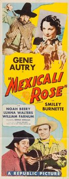 Mexicali Rose - Movie Poster (xs thumbnail)