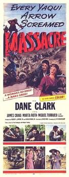 Massacre - Movie Poster (xs thumbnail)