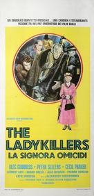 The Ladykillers - Italian Movie Poster (xs thumbnail)
