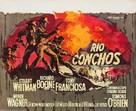 Rio Conchos - Belgian Movie Poster (xs thumbnail)