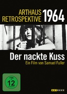 The Naked Kiss - German DVD cover (xs thumbnail)