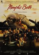 Memphis Belle - German Movie Poster (xs thumbnail)
