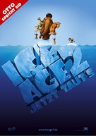 Ice Age: The Meltdown - German Movie Poster (xs thumbnail)