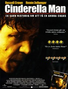 Cinderella Man - Swedish Movie Poster (xs thumbnail)