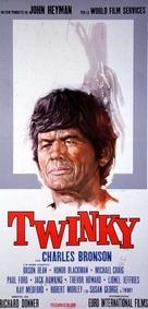 Twinky - Italian Movie Poster (xs thumbnail)