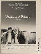 Melvin and Howard - poster (xs thumbnail)