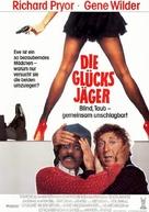 See No Evil, Hear No Evil - German Movie Poster (xs thumbnail)