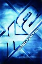 X2 - DVD movie cover (xs thumbnail)