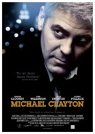Michael Clayton - Norwegian Movie Poster (xs thumbnail)