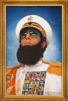 The Dictator - Teaser movie poster (xs thumbnail)