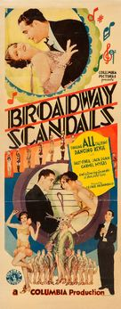Broadway Scandals - Movie Poster (xs thumbnail)