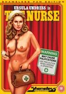 L'infermiera - British DVD movie cover (xs thumbnail)