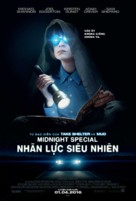 Midnight Special - Vietnamese Movie Poster (xs thumbnail)