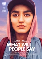 Hva vil folk si - Dutch Movie Poster (xs thumbnail)