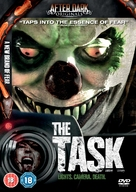 The Task - British DVD cover (xs thumbnail)