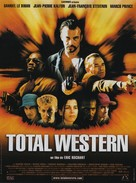 Total western - French Movie Poster (xs thumbnail)