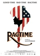 Ragtime - French Re-release poster (xs thumbnail)