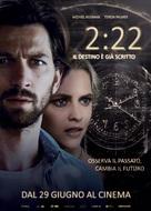 2:22 - Italian Movie Poster (xs thumbnail)