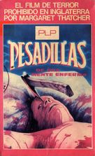 Nightmare - Argentinian VHS cover (xs thumbnail)
