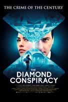 Le dernier diamant - Swedish Movie Poster (xs thumbnail)